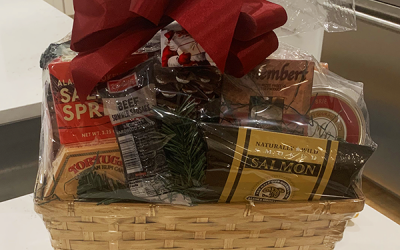 Gift Baskets From Local Merchants