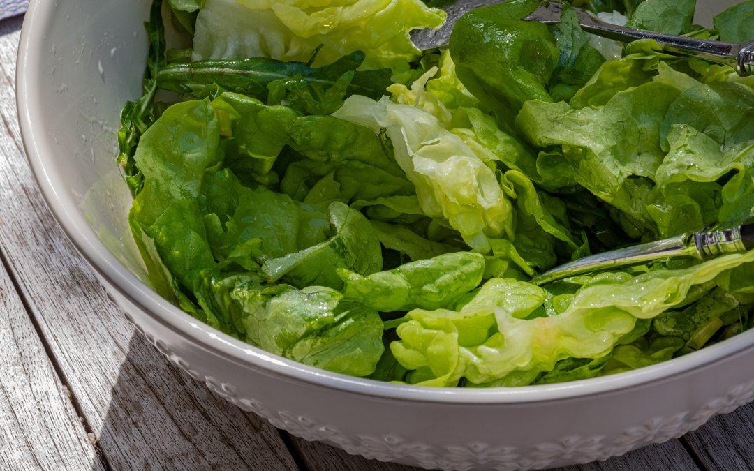 Christina's Balsamic Vinegar Salad